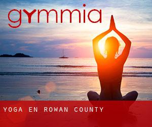 Yoga en Rowan County