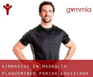 gimnasios en Magnolia (Plaquemines Parish, Louisiana)